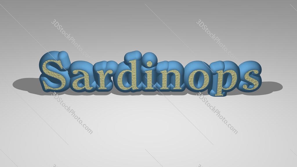 Sardinops