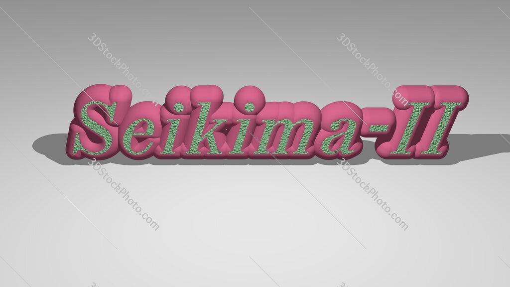 Seikima II