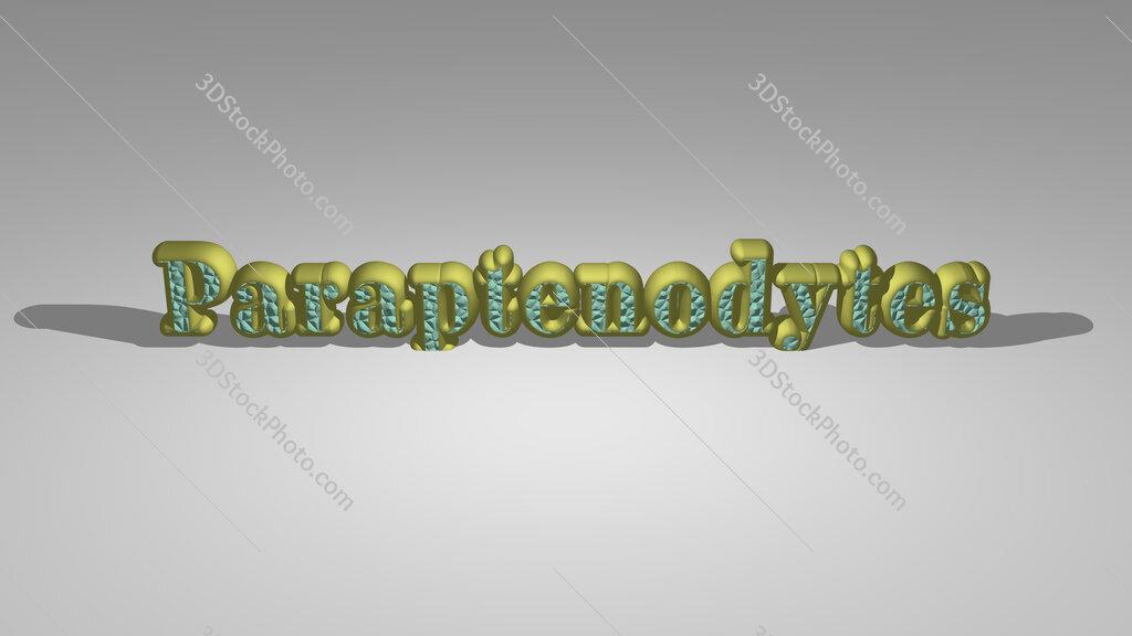 Paraptenodytes