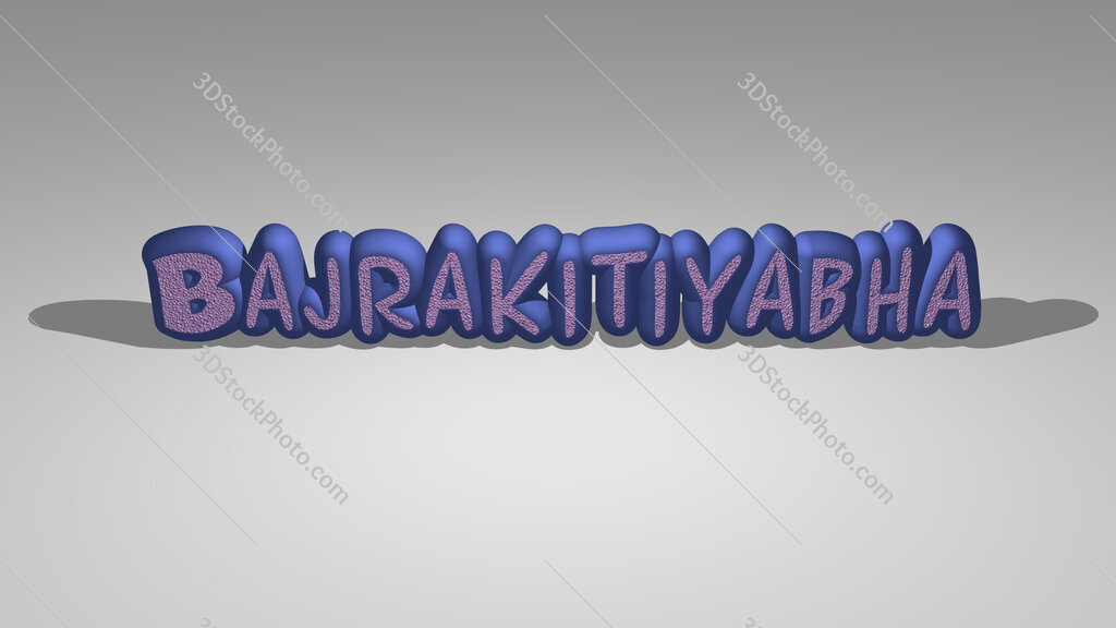 Bajrakitiyabha