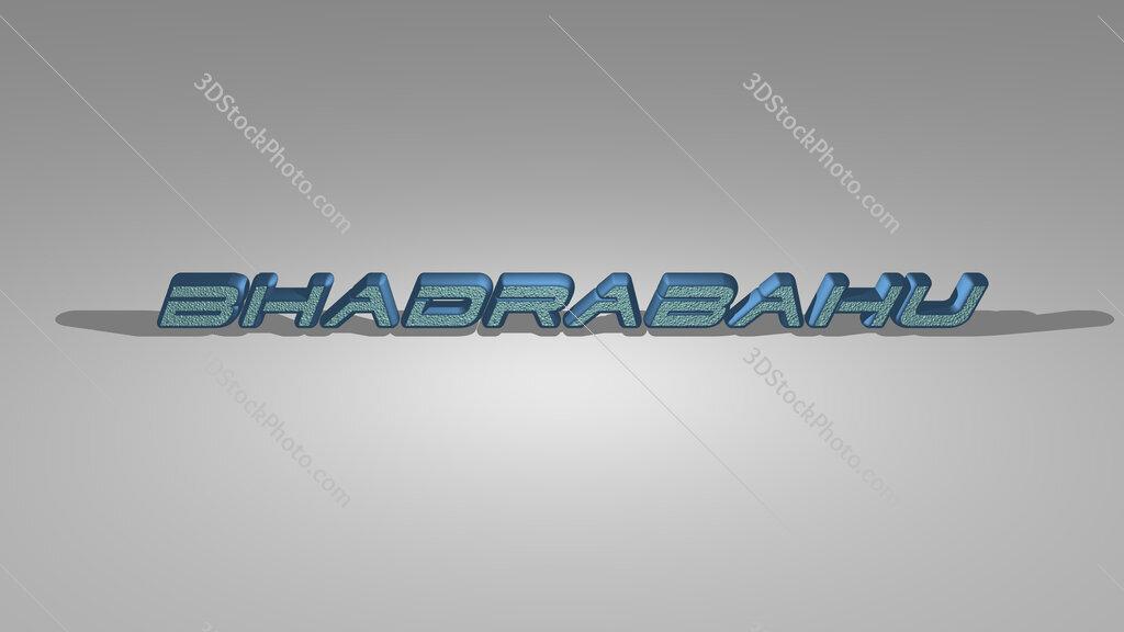 Bhadrabahu