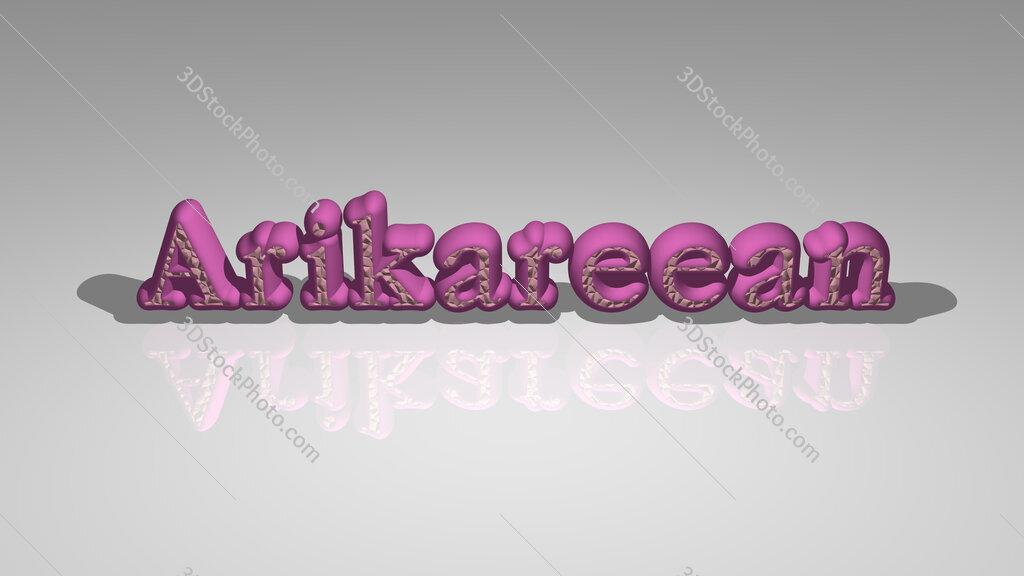 Arikareean