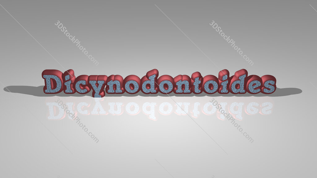 Dicynodontoides