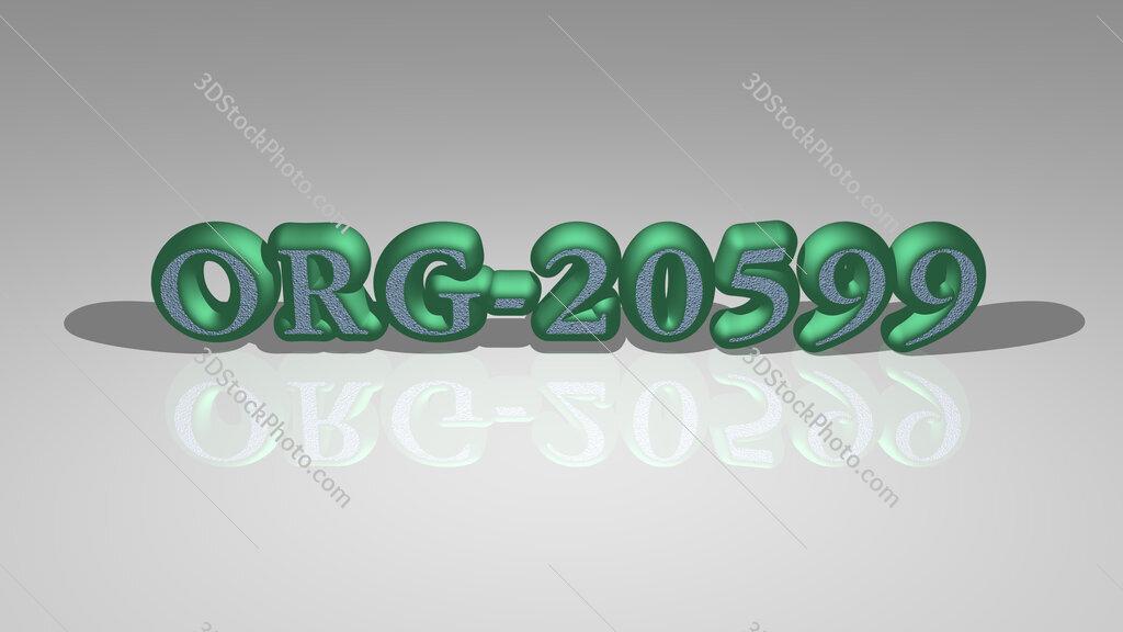 ORG 20599