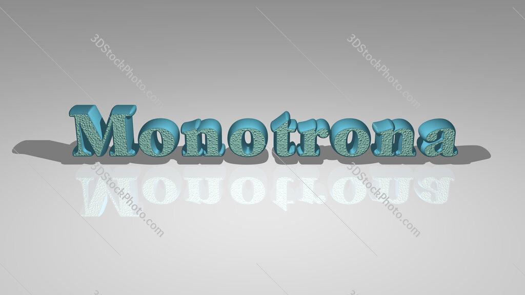 Monotrona