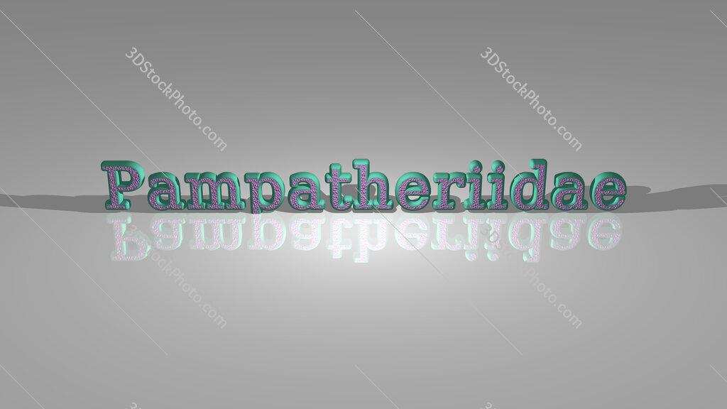 Pampatheriidae