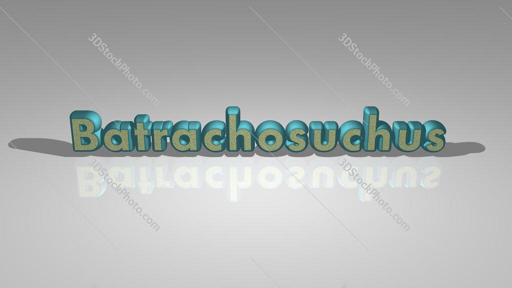 Batrachosuchus
