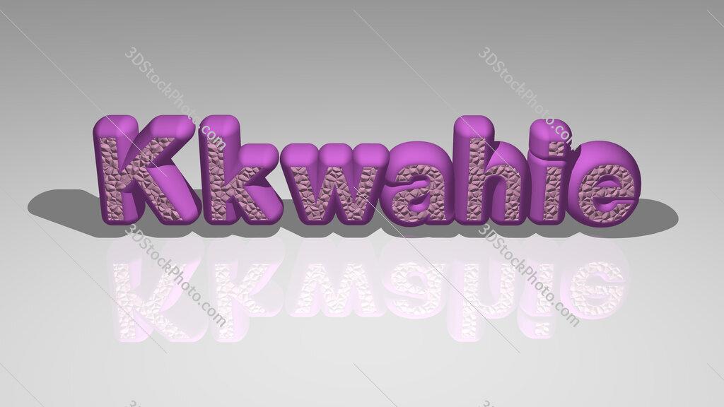 Kākāwahie