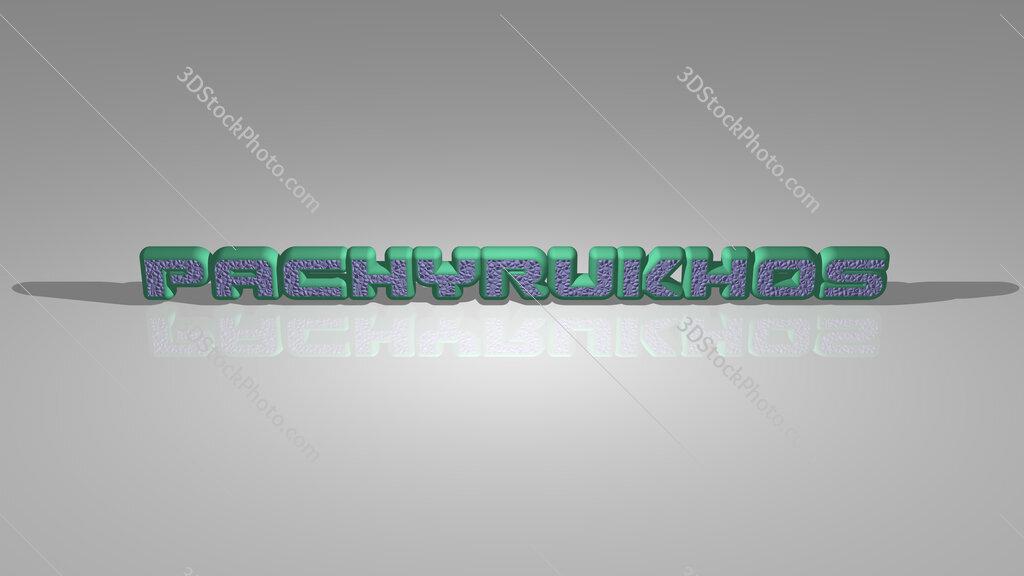 Pachyrukhos