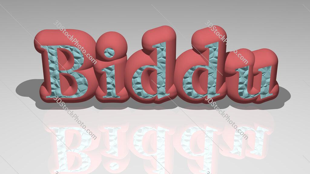 Biddu