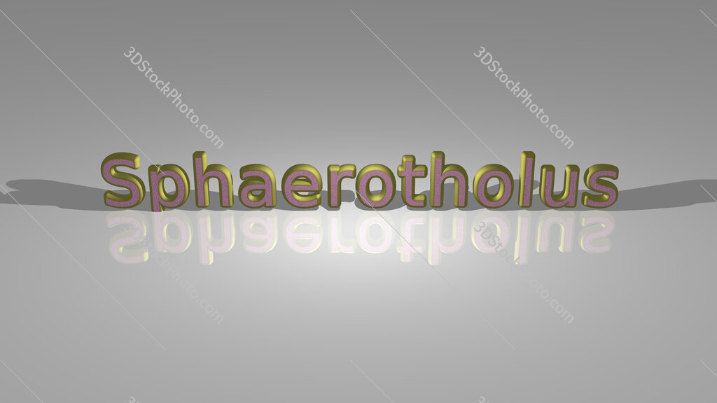 Sphaerotholus