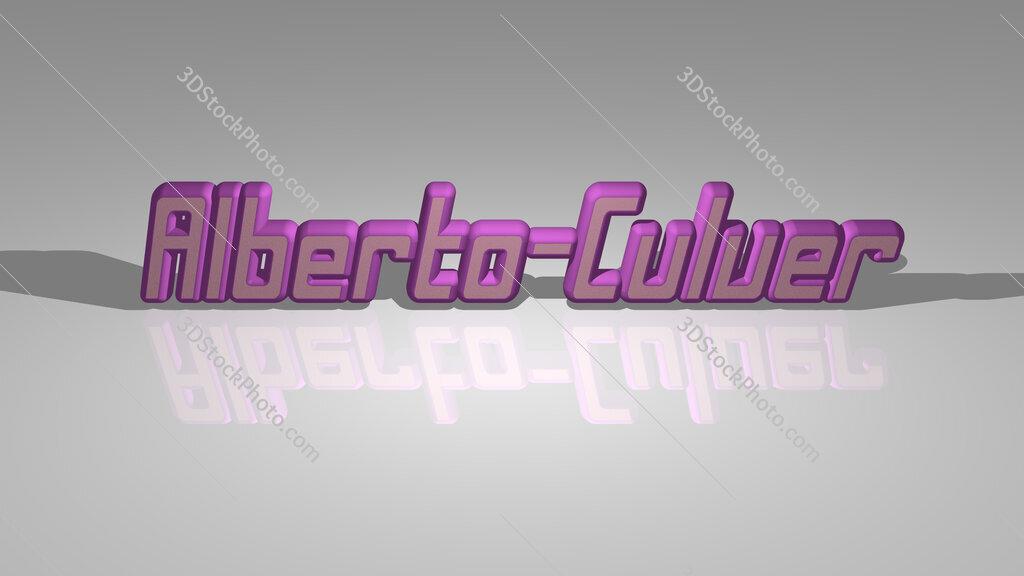 Alberto Culver