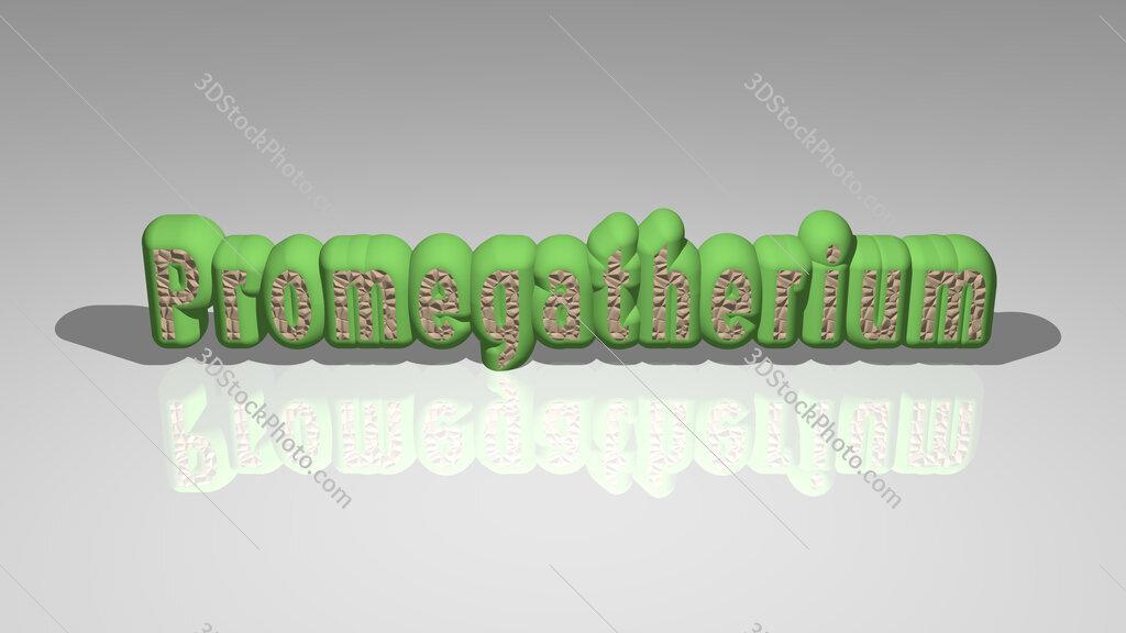 Promegatherium