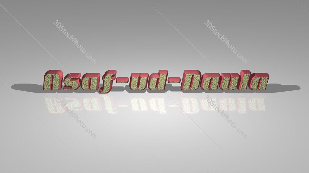 Asaf ud Daula