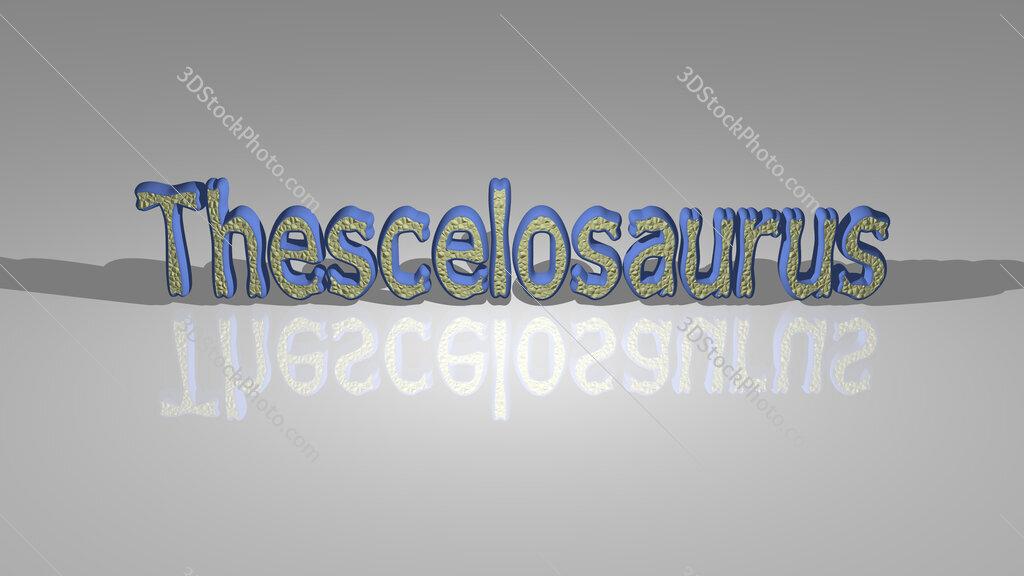 Thescelosaurus