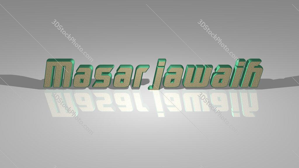 Masarjawaih