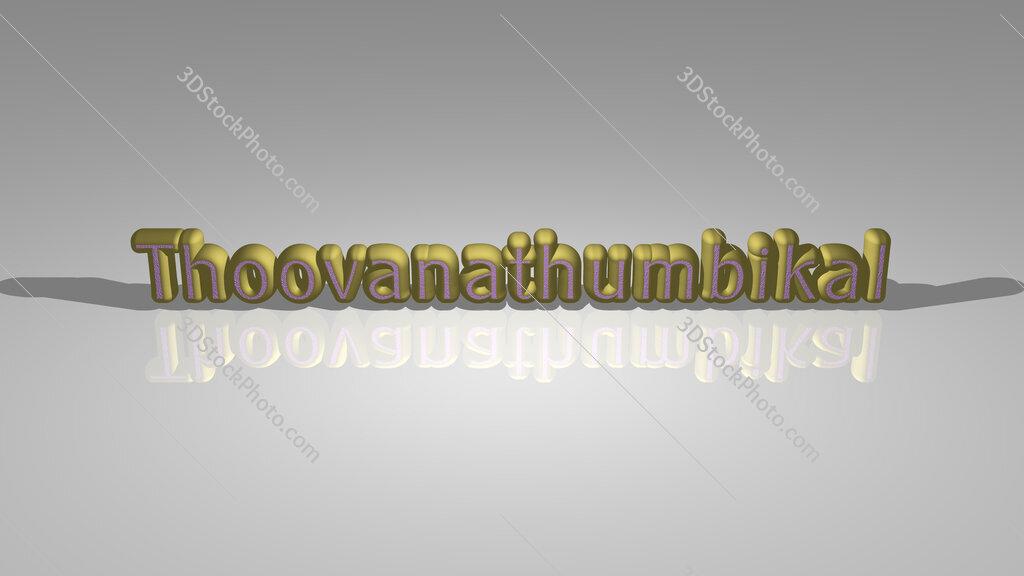 Thoovanathumbikal