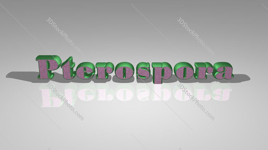 Pterospora