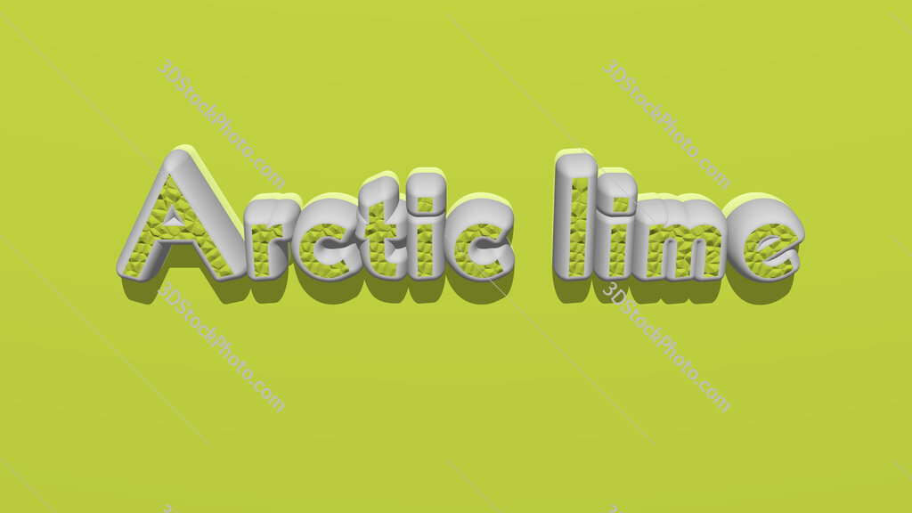 Arctic lime