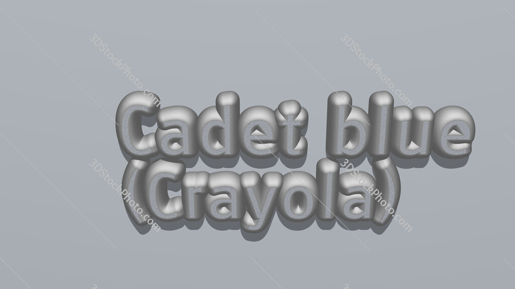 Cadet blue (Crayola)
