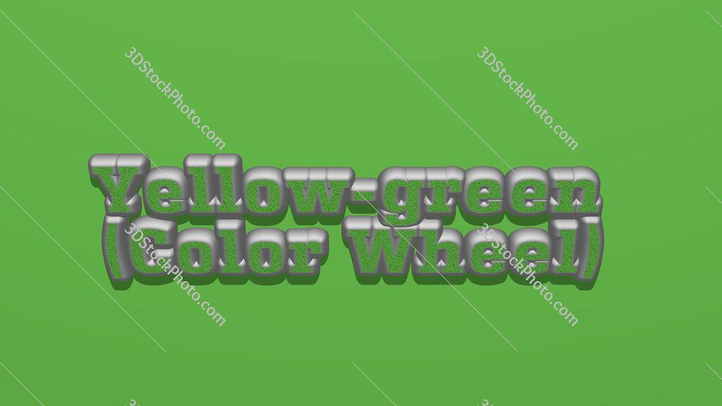 Yellow-green (Color Wheel)