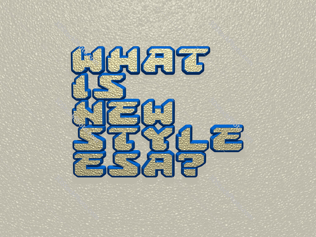 What is new style ESA?