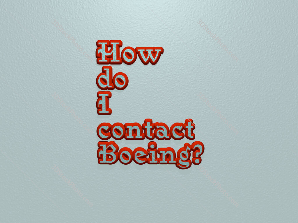 How do I contact Boeing?