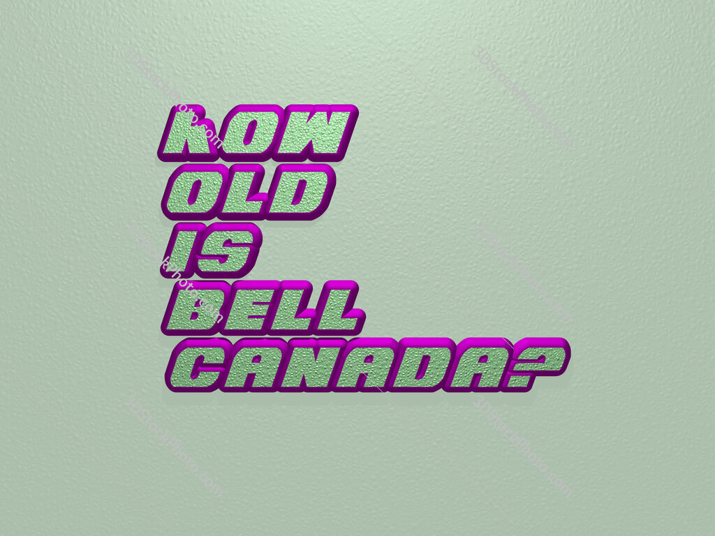 How old is Bell Canada?