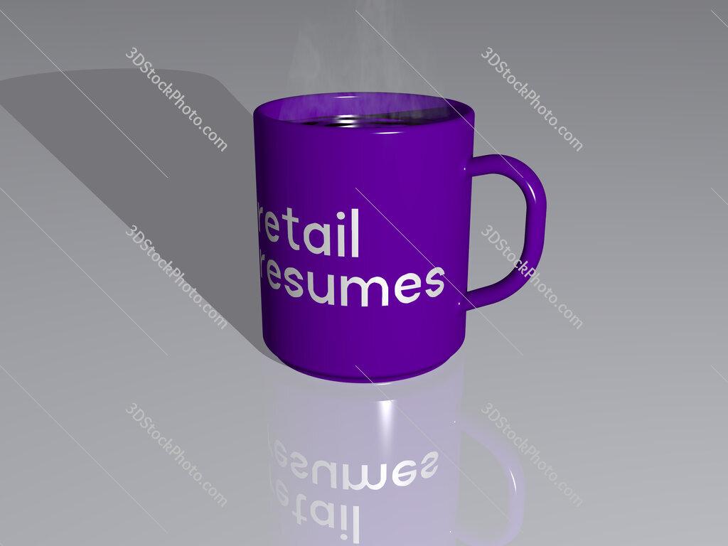 retail resumes
