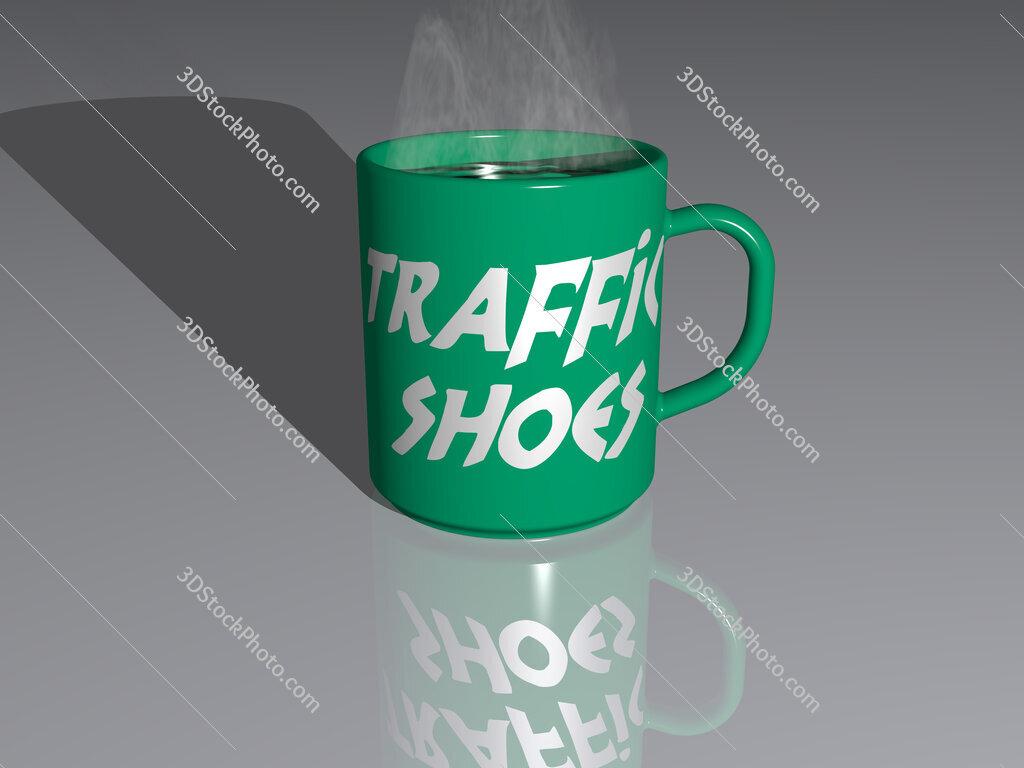 traffic shoes