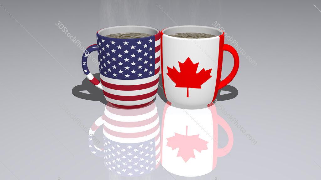united-states-of-america canada