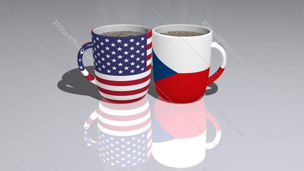 united states of america czech republic