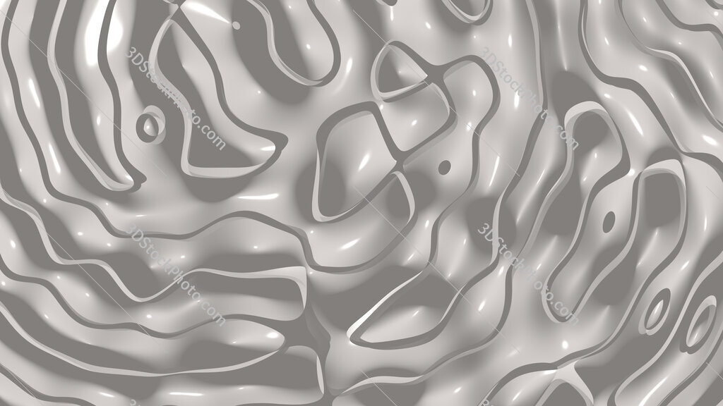 Pale silver wavy background texture