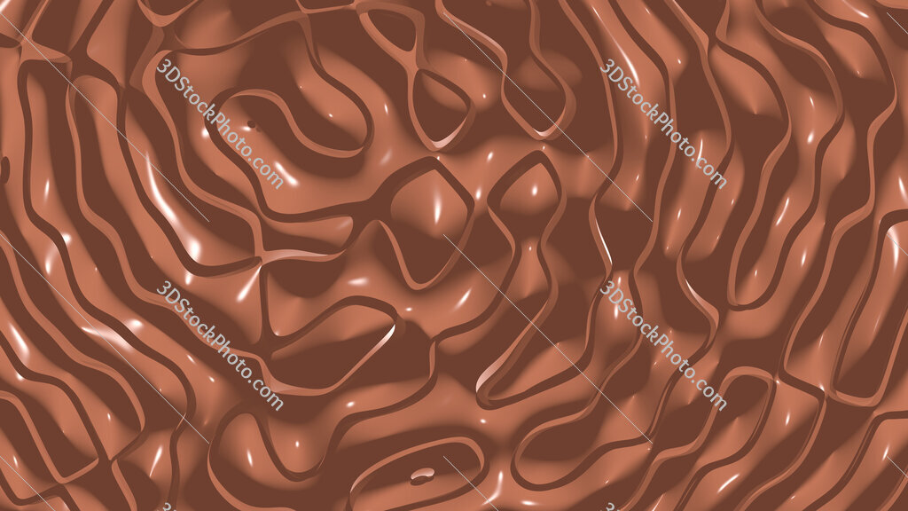 Chinese red wavy background texture