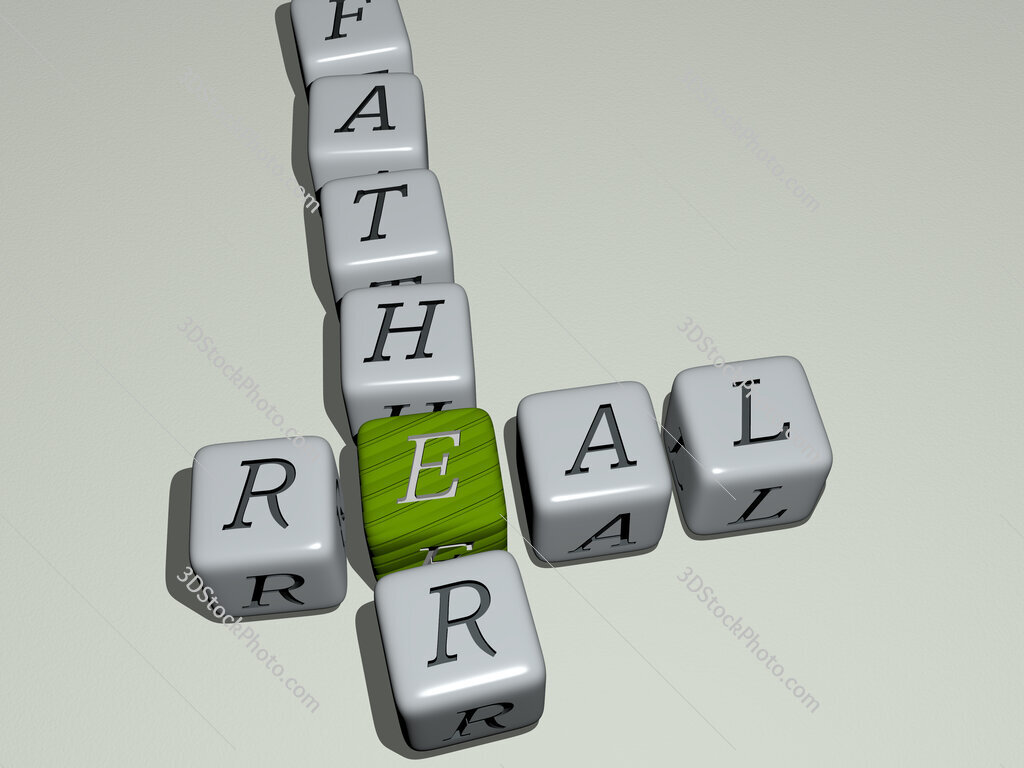 real father crossword by cubic dice letters
