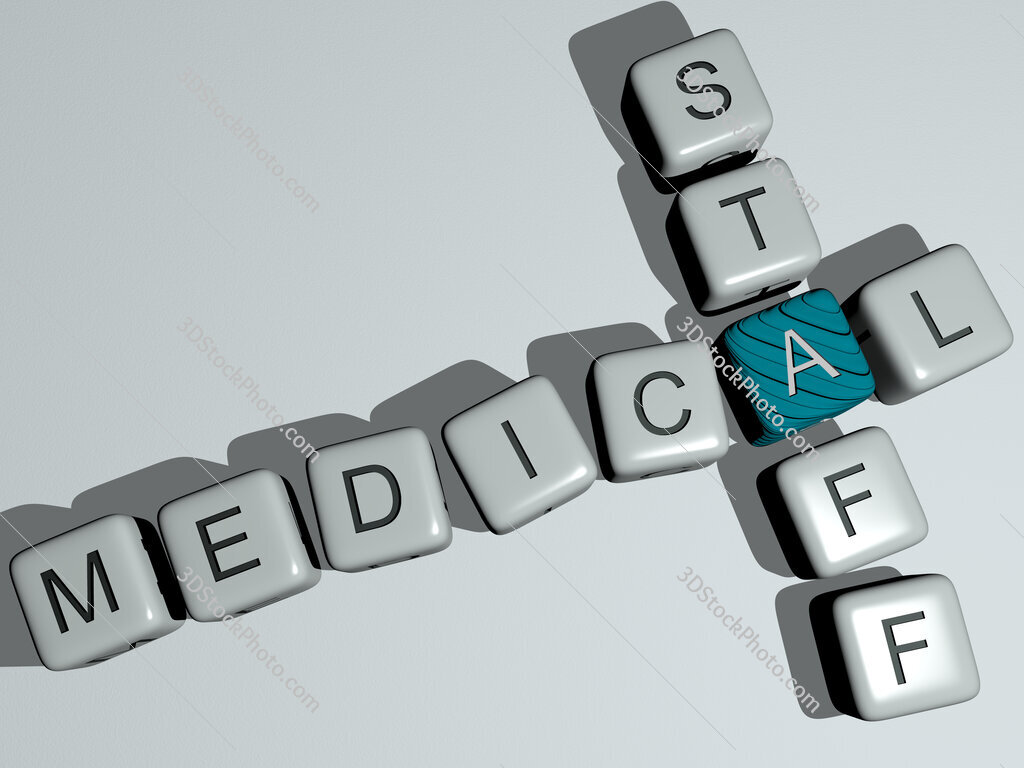medical staff crossword by cubic dice letters