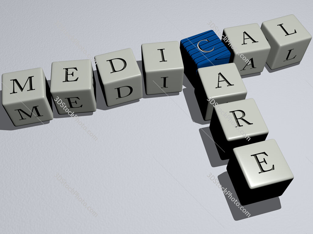medical care crossword by cubic dice letters