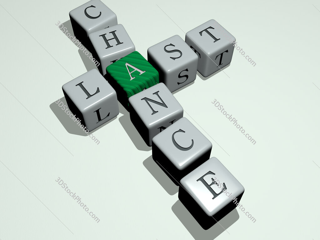 last chance crossword by cubic dice letters
