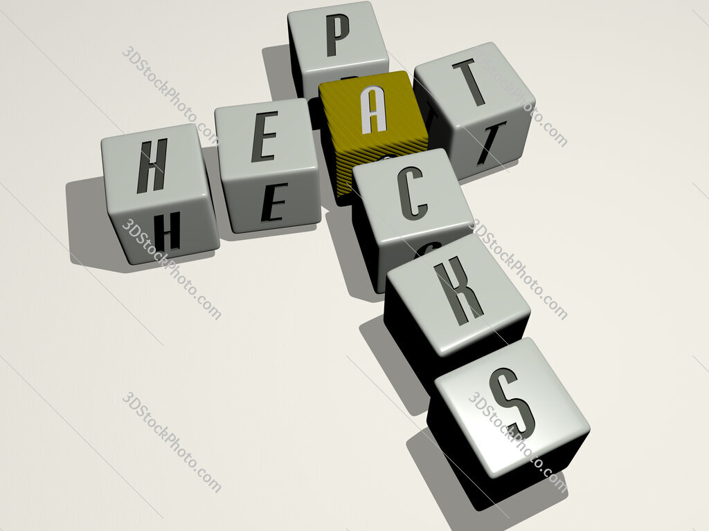 heat packs crossword by cubic dice letters