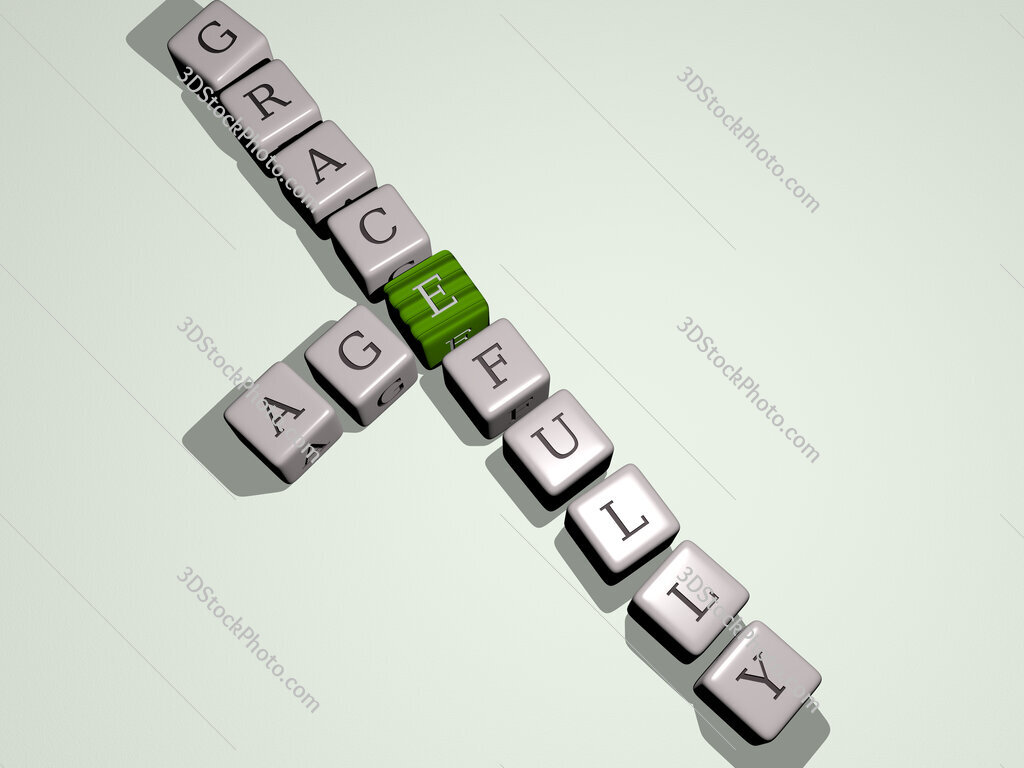 age gracefully crossword by cubic dice letters