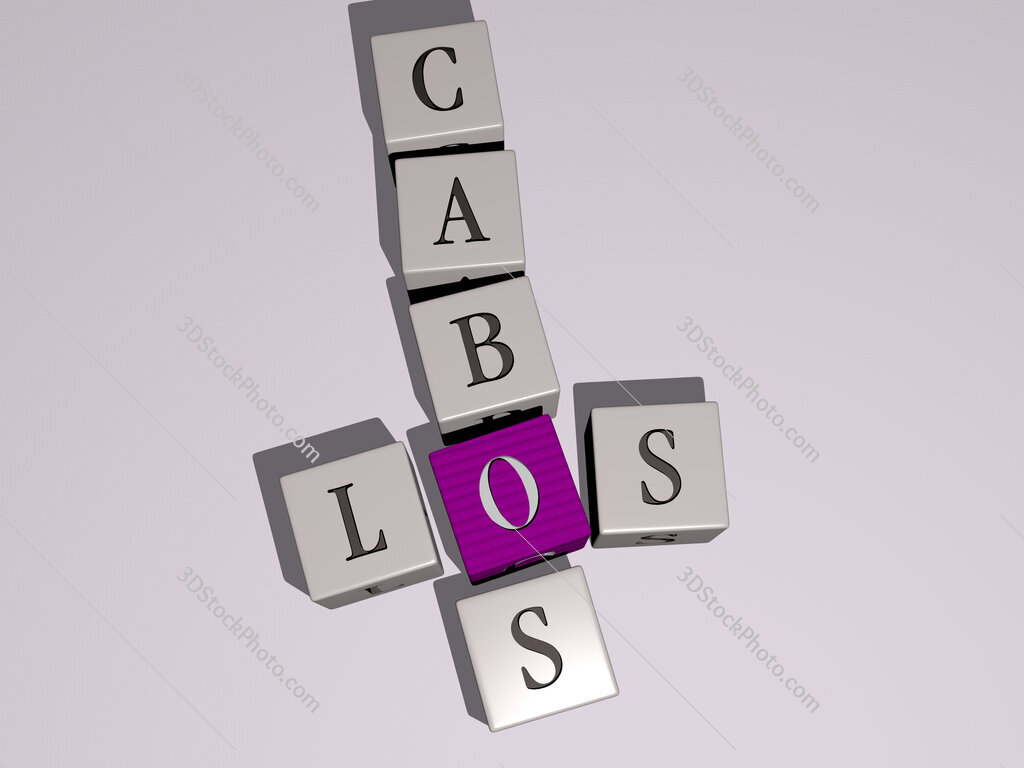 los cabos crossword by cubic dice letters