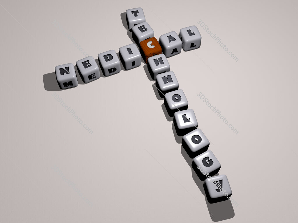 medical technology crossword by cubic dice letters