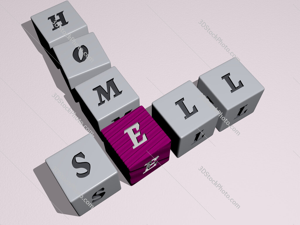 sell home crossword by cubic dice letters