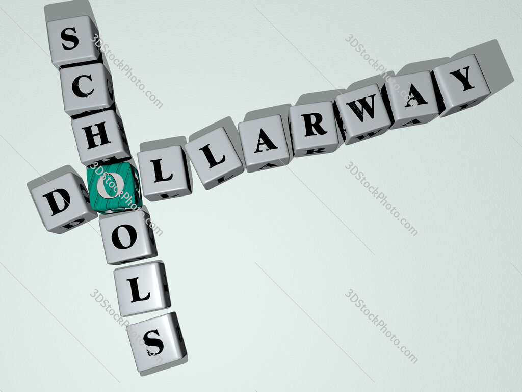 Dollarway Schools crossword by cubic dice letters