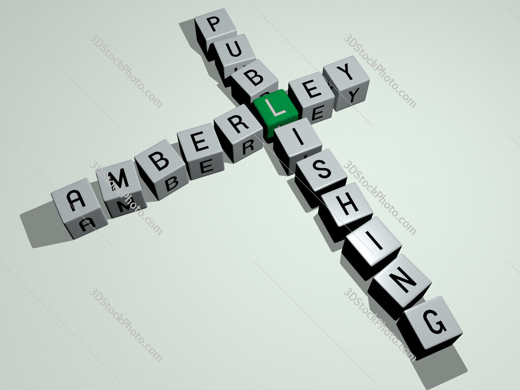 Amberley Publishing crossword by cubic dice letters