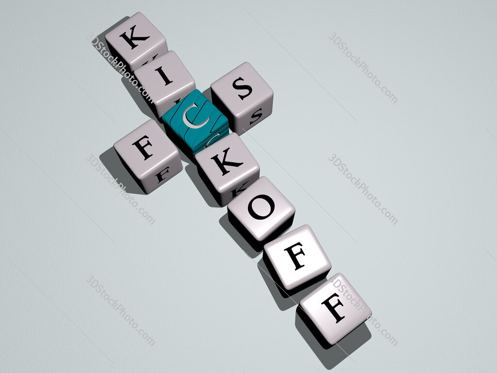 FCS Kickoff crossword by cubic dice letters