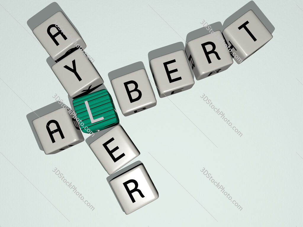 Albert Ayler crossword by cubic dice letters