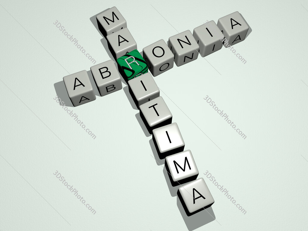 Abronia maritima crossword by cubic dice letters
