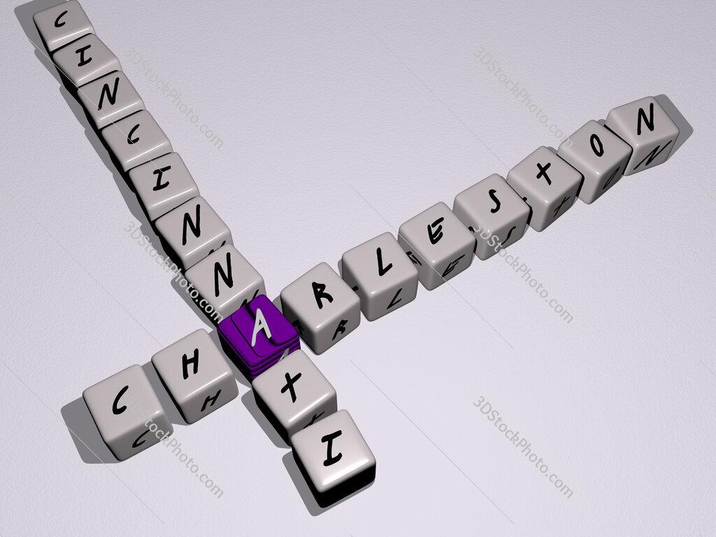 charleston cincinnati crossword by cubic dice letters