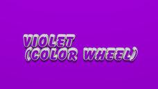 Violet (color wheel)